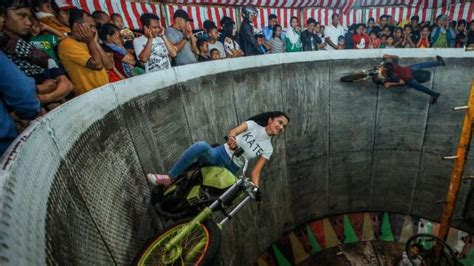 Bio Di Guardian Medan karmila purba joki balap tong setan yang terkenal usai