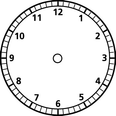 printable clock face without hands picture of a clock with no hands clipart best