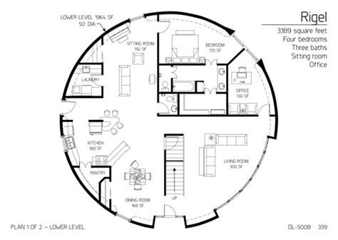 floor plans multi level dome home designs monolithic floor plans multi level dome home designs monolithic