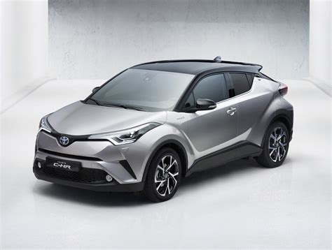 to toyota 2018 toyota c hr to set foot on american soil next spring