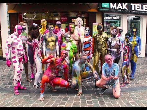 bodypainting festival amsterdam from new york to brussels 2016 painting day loopit