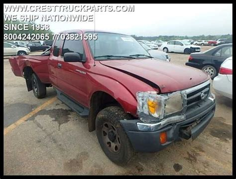1999 Toyota Tacoma Accessories 1999 Toyota Tacoma Engine Accessories Tacoma Power