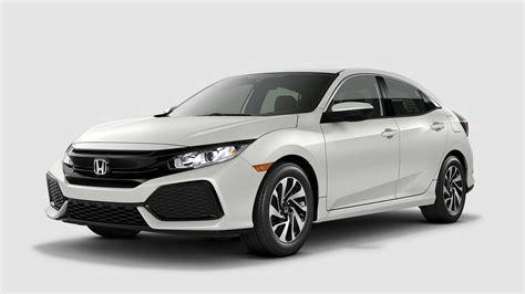 Honda Trim Levels by Explore The 2017 Honda Civic Hatchback Trim Levels