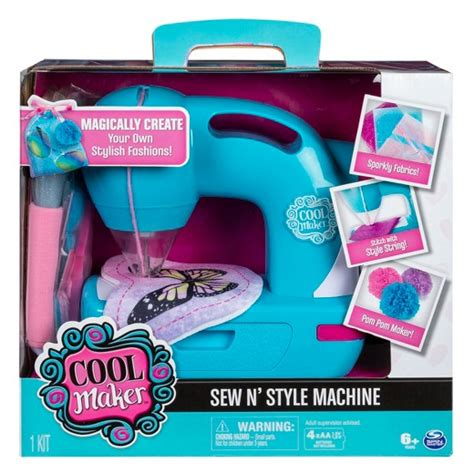 sewing machine magic make the most of your machine demystify presser and other accessories tips and tricks for smooth sewing 10 easy creative projects books cool maker sew n style sewing machine with pom pom maker