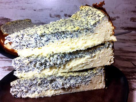 magerquark kuchen mohn quark kuchen mit dinkelgries rezept mit viel protein