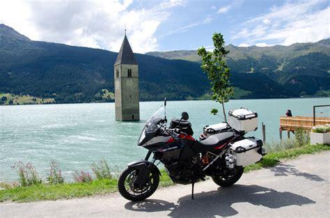 Motorradtouren Meran by S 252 Dtirol Dolomiten Trentino Gardasee