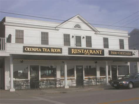 Olympia Tea Room Westerly Ri by Get To Hill So Rhode Island Sorhodeisland