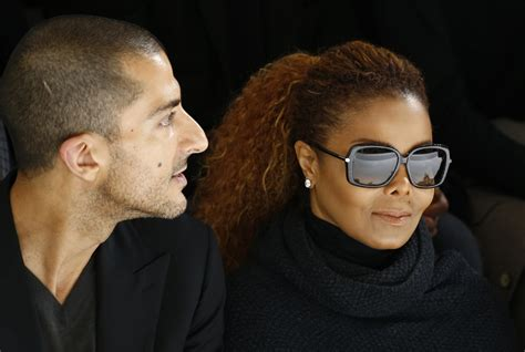 Janet Jackson spotted smiling with baby in London for ... Janet Jackson 2017 Husband