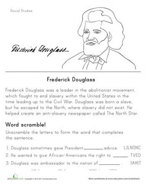 harriet tubman biography 3rd grade historical heroes frederick douglass frederick douglass