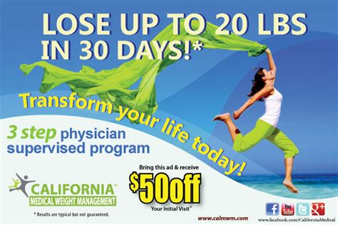 weight management watsonville ca california weight management promotions
