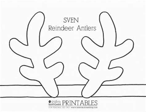 free printable movable reindeer una fiesta frozen con printable gratis la fiesta de olivia