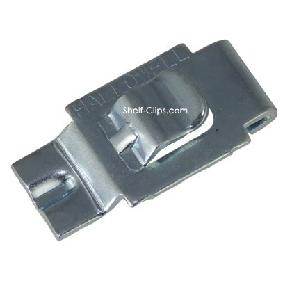 Shelf Clip by Hallowell Shelving Shelf Clip Box Of 30 Shelf