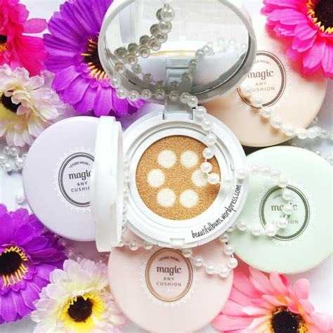 Etude Precious Mineral Any Cushion news shine bright with the new etude house