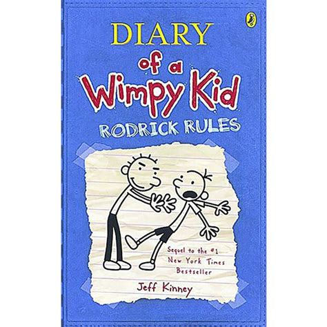 printable diary of a wimpy kid books diary of a wimpy kid rodrick rules by jeff kinney book