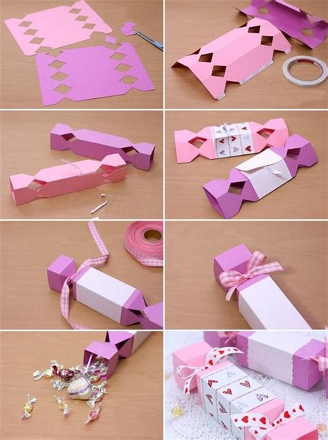 Handmade Gifts From Paper - best 25 gift boxes ideas on paper