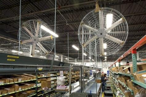 how to cool a warehouse with fans industrial fans warehouse fans rack express
