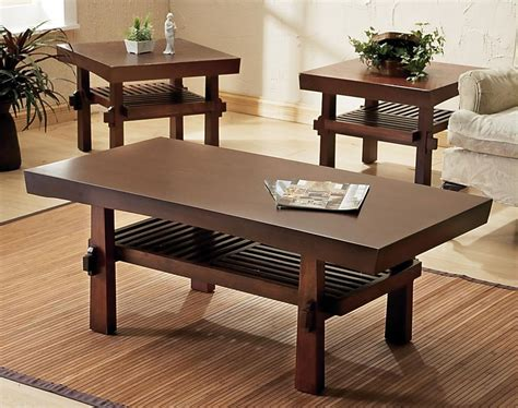 wooden living room tables living room side tables furniture for small space living