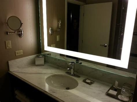 hotel bathroom mirrors bathroom mirror picture of mgm grand hotel and casino