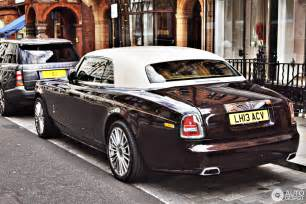 Rolls Royce Phantom Sedan Rolls Royce Phantom Coup 233 Series Ii 5 March 2017