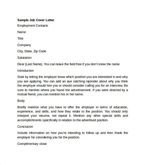 28 cover letter dear don t know name cover letter