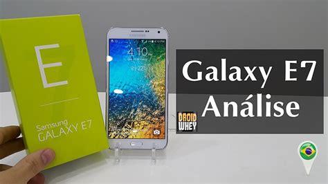 Samsung E 7 Samsung Galaxy E7 Duos An 193 Lise Do Produto