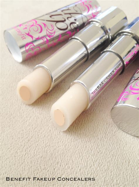 benefit fake up concealer light the raeviewer a blog about luxury and high end cosmetics