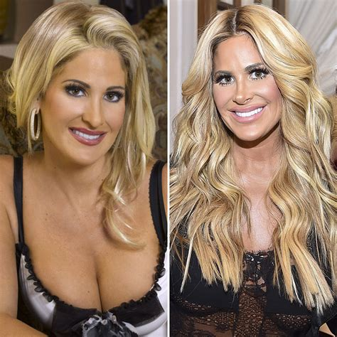 what type of wigs does kim zolciak wear heidi montag courteney cox and more celebrities who