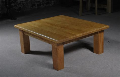 European Coffee Table European Oak Coffee Table From The Oak And Pine Barn Hshire