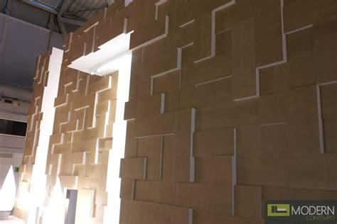 Mdf Wandpaneele by Modern Design Mdf 3d Wall Panel Led 3dwalldecor Led