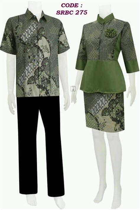 Dress Batik Model Baru Setelan Atasan Bawahan Rok Pendek Db138 Hitam dress batik modern model setelan rok blouse code srbc 27