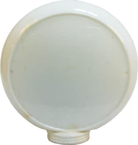 antique gas l globes vintage gas topper glass globe lot 1409