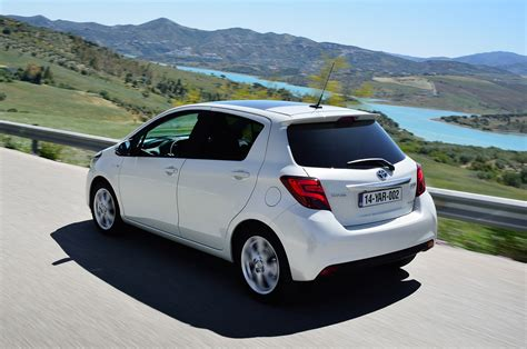 Toyota A Toyota Yaris Review Autocar
