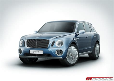 bentley v12 bentley suv to feature v12 and loads of different