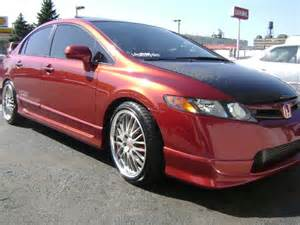 2007 honda civic si turbo pics 8th generation honda