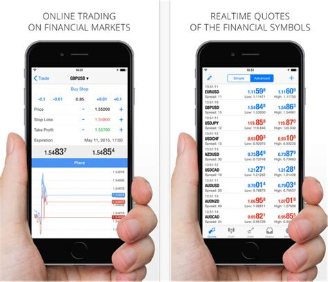 mt4 app metatrader 4 now available coolsmartphone