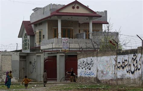 Osama Bin Laden House by Bin Laden Lived In Ornate House While Waiting For