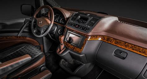 mercedes vito interior carlex design spruces up interior on 2nd mercedes