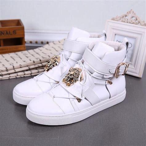 versace shoes replica versace high tops shoes for spain 139855 replica 82
