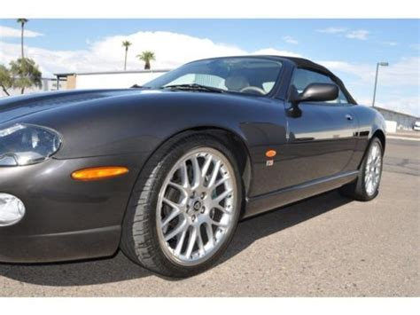 jaguar xkr for sale usa sell used 2006 jaguar xkr convertible supercharged in