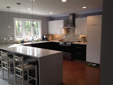 modern kitchen houzz modern kitchen makeover modern kitchen other metro