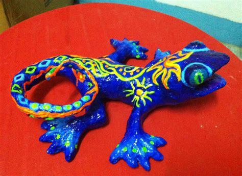 Craft Paper Mache - paper mache viral rang