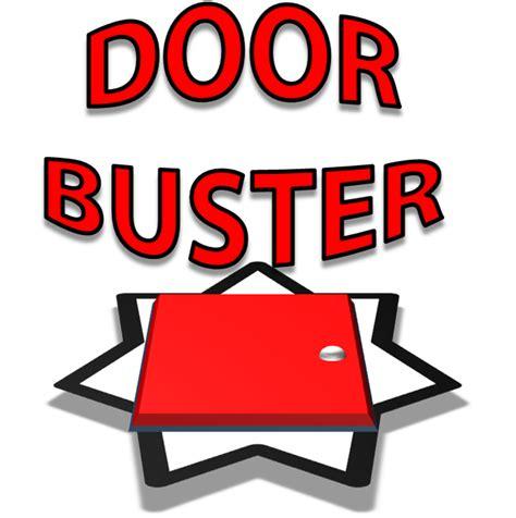 Door Busters by No Door Busting Rich S Ride