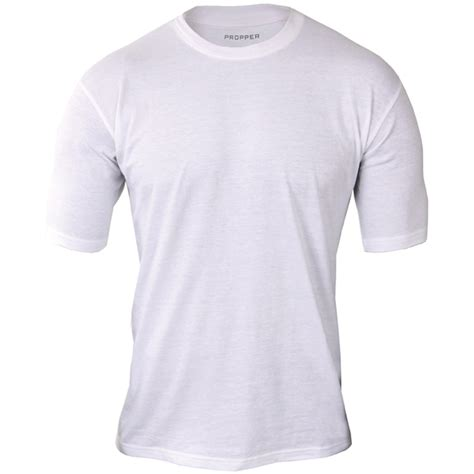 White Army Shirt by White Crew Neck T Shirts 3 Pack
