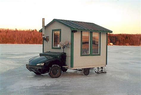 ice cabin fish houses relaxshacks com ice fishing shack hut shanty mania ten very cool lil fishin