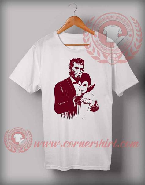 Custom Made Shirts For Couples Cheap Custom Made Dracula T Shirt