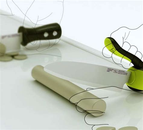 designer kitchen knives reimagined kitchen knives swing capsule