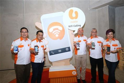 Wifi Umobile U Mobile Wifi Calling Launched In Malaysia For Iphone Android Coming Soon