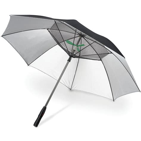 fan with ac built in fanbrella uv reflecting umbrella with motorized fan
