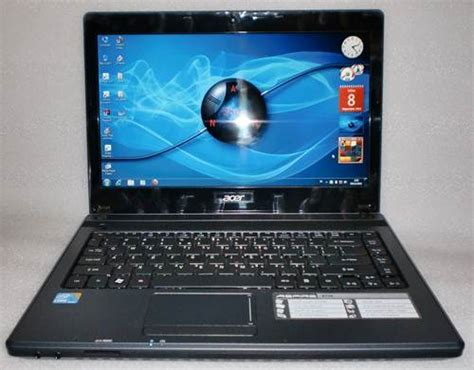 Second Laptop Acer Aspire 4739 I3 acer aspire 4739 14 quot led intel i3 370m laptop
