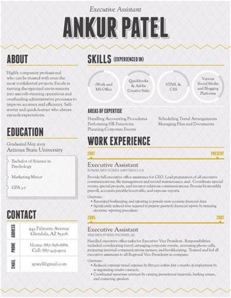 resume template creative 17 best images about creative resume exles on